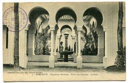 CPA - Carte Postale - France - Bordeaux - Exposition Maritime - Palais Des Colonies 1907 (CP1858) - Bordeaux