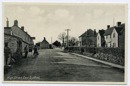 EAST LYDFORD : HIGH STREET - England