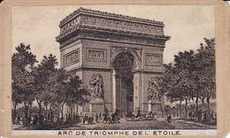 Foto Paris - Arc De Triomphe De L'Etoile - 10*6cm (34071) - Orte