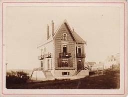 Foto Alte Villa - Architektur - Ca. 1900 - 12*9cm (34072) - Lieux