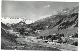 Svizzera Göscheneralp Mit Dammastock Non Viaggiata - UR Uri