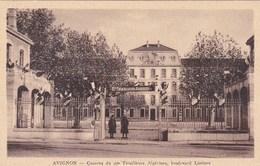 Avignon, Caserne Du 27e Tirailleurs Algériens, Boulevard Limbert  (pk45488) - Avignon