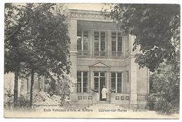 CHALONS SUR MARNE - Ecole Nationale D'Arts Et Métiers - Infirmerie - Châlons-sur-Marne