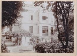 Foto Frau Und Kind In Einer Großen Villa - Ca. 1900 - 18*13cm (34083) - Orte