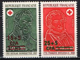 REUNION - 1972 - PRO CROCE ROSSA - MNH - Isola Di Rèunion (1852-1975)