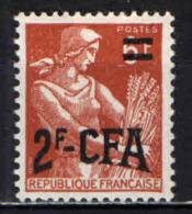 REUNION - 1957 - MIETITRICE - MNH - Isola Di Rèunion (1852-1975)