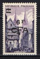 REUNION - 1954 - QUIMPER - MNH - Isola Di Rèunion (1852-1975)