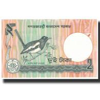 Billet, Bangladesh, 2 Taka, 1988, KM:6Ca, SUP - Bangladesh