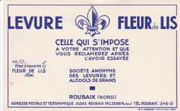 Buvard, Levure Fleur De Lis, Roubaix (pk45507) - Levensmiddelen
