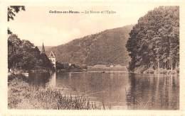 GODINNE-sur-MEUSE - La Meuse Et L'Eglise - Yvoir