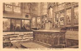 WALCOURT - Intérieur De L'Eglise.  Autel De Notre-Dame - Walcourt