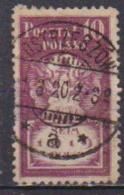 POLONIA  1919 COMMEMORAZIONE 1° RIUNIONE PER LA DIETA YVERT. 206 USATO VF - 1919-1939 Repubblica