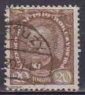 POLONIA  1919 COMMEMORAZIONE 1° RIUNIONE PER LA DIETA YVERT. 208 USATO VF - 1919-1939 Repubblica