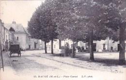 49 - Maine Et Loire -  BAUGE  En ANJOU - Place Carnot - France