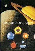 USA 2000, Sun-research Block Issue MNH Sun Corona Solar Prominences Solar System - Natuur