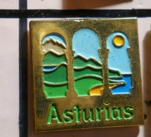 PIN * Asturias - Städte