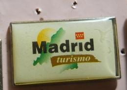 PIN * Madrid Turismo - Städte
