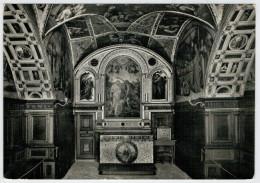 PERUGIA   COLLEGIO  DEL  CAMBIO  CAPPELLA  DI  S.  GIOVANNI  BATTISTA      (VIAGGIATA) - Perugia