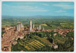 PANORAMA  DI  S. GIMINIANO       (NUOVA) - Italia