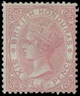 * British Honduras - Lot No.330 - Honduras
