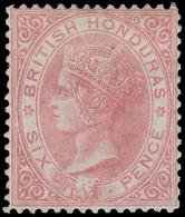 * British Honduras - Lot No.333 - Honduras