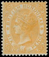 * British Honduras - Lot No.335 - Honduras