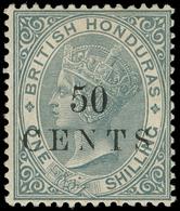 * British Honduras - Lot No.340 - Honduras