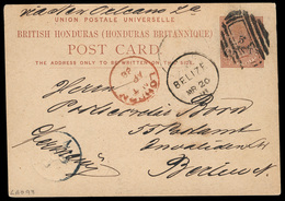 [x] British Honduras - Lot No.341 - Honduras