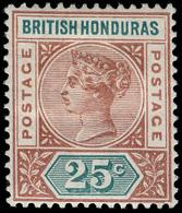 * British Honduras - Lot No.343 - Honduras