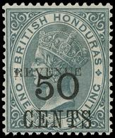 * British Honduras - Lot No.344 - Honduras