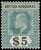 * British Honduras - Lot No.347 - Honduras