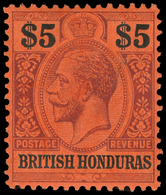 * British Honduras - Lot No.349 - Honduras