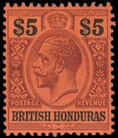 * British Honduras - Lot No.350 - Honduras