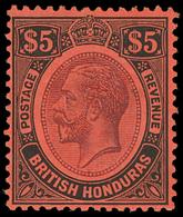 * British Honduras - Lot No.351 - Honduras