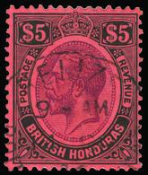 O British Honduras - Lot No.352 - Honduras