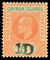 * Cayman Islands - Lot No.450 - Cayman Islands