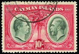 O Cayman Islands - Lot No.458 - Cayman Islands