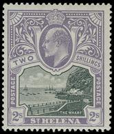 ** St. Helena - Lot No.953 - Saint Helena Island