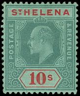 * St. Helena - Lot No.954 - Saint Helena Island