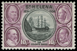 ** St. Helena - Lot No.958 - Saint Helena Island