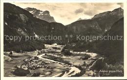 61597304 Andeer GR Gegen Hirli / Andeer /Bz. Hinterrhein - Suisse