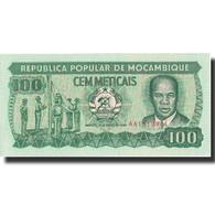 Billet, Mozambique, 100 Meticais, 1989, 1989-06-01, KM:130b, NEUF - Mozambique
