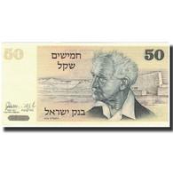 Billet, Israel, 50 Sheqalim, 1978, KM:46b, NEUF - Israel