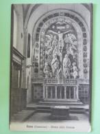 "Italia Around 1920 Postcard """"Verna - Casentino - Stimate Chiesa Church"""" - Italy"