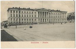 Yliopisto Universiteteit - Finlande