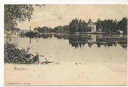 Rattijarvi - Finlande