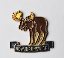Pin's élan New Brunswick - A02 - Animals