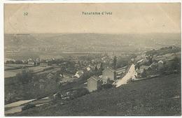 Panorama D' Ivoz Timbrée Val St Lambert Vers Les Ormes Aillant Sur Tholon - Flémalle
