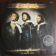 LP Argentino De Bee Gees Año 1976 - Disco & Pop