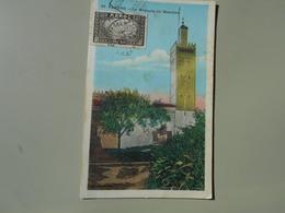 MAROC TANGER LA MOSQUEE DU MARSHAN - Tanger